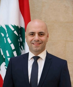 Hasbani: We are Pursuing our Efforts to Finalize the Project of Establishing Deir al-Qamar Governmental Hospital